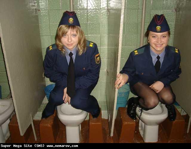 Золотой дождь, скрытые камеры в туалетах - все это вы найдете в Вы пе