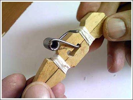 Что сделать из бумаги своими руками пружинку